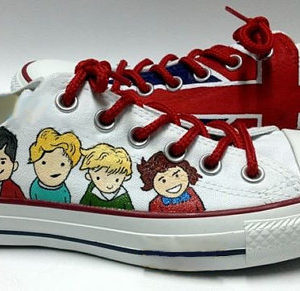 One Direction Shoes - converse shoes - custom converse - customized converse